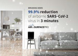 Vollara air and surface pro