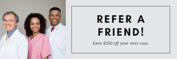 Refer a friend and Earn a $250 credit
